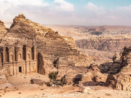 jordanien reisetipps felsenstadt petra kloster ad deir