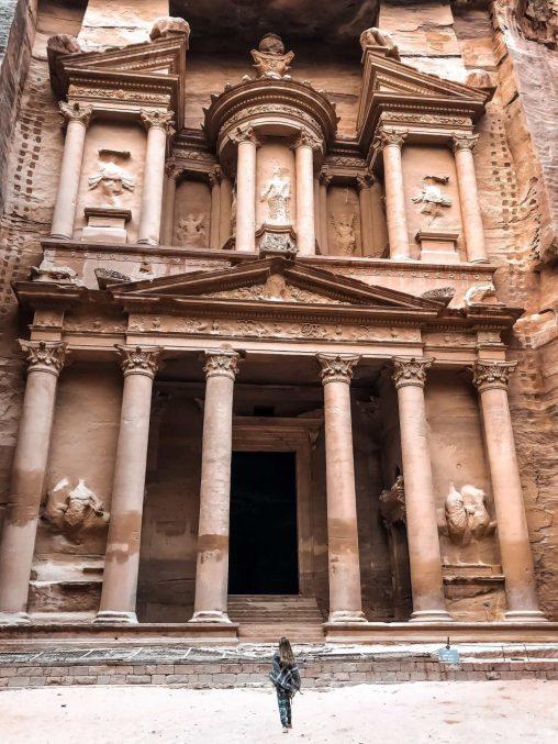 Sehenswürdigkeiten Jordanien The Treasury