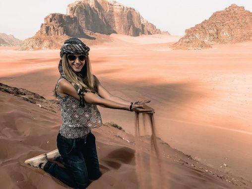 Highlights Jordanien Wadi Rum Wüste