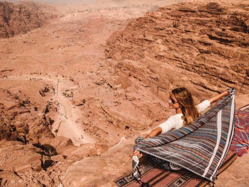 Sehenswürdigkeiten Petra High Places of Sacrifice