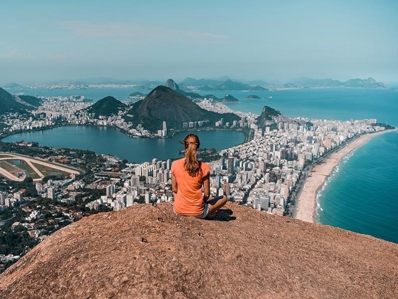 wandern in rio de janeiro Brasilien Sehenswürdigkeiten Rio de Janeiro