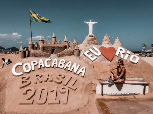 Sehenswürdigkeiten Rio de Janeiro Copacabana