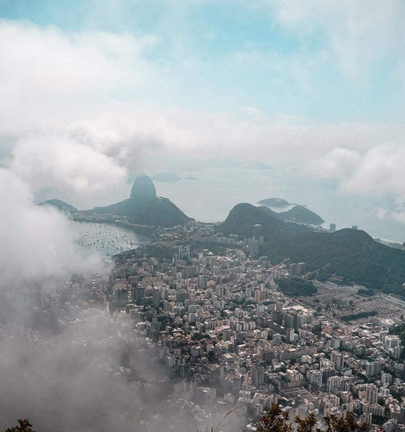 Sehenswürdigkeiten Corcovado Rio de Janeiro