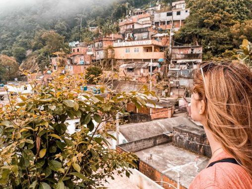 Sehenswürdigkeiten Rio de Janeiro Favela