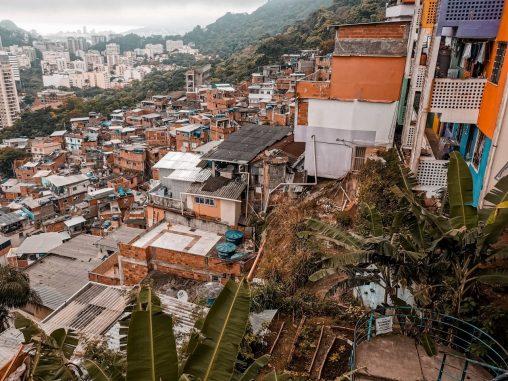 Favela Besuch Rio de Janeiro Brasilien