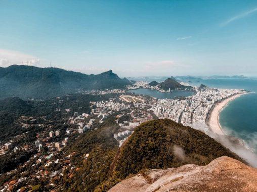 Sehenswürdigkeiten Rio de Janeiro Two Brothers Mountain