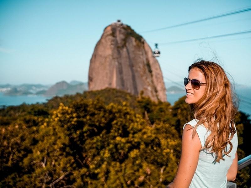 Zuckerhut Rio de Janeiro Sehenswürdigkeiten