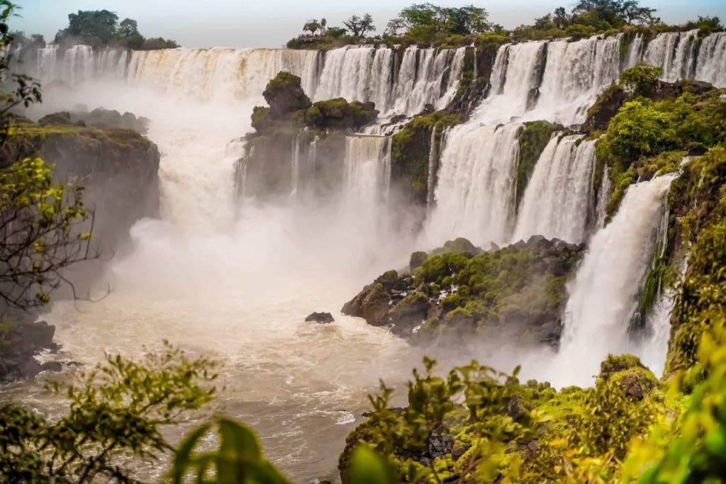 Iguazu Wasserfälle Argentinien Reisetipps
