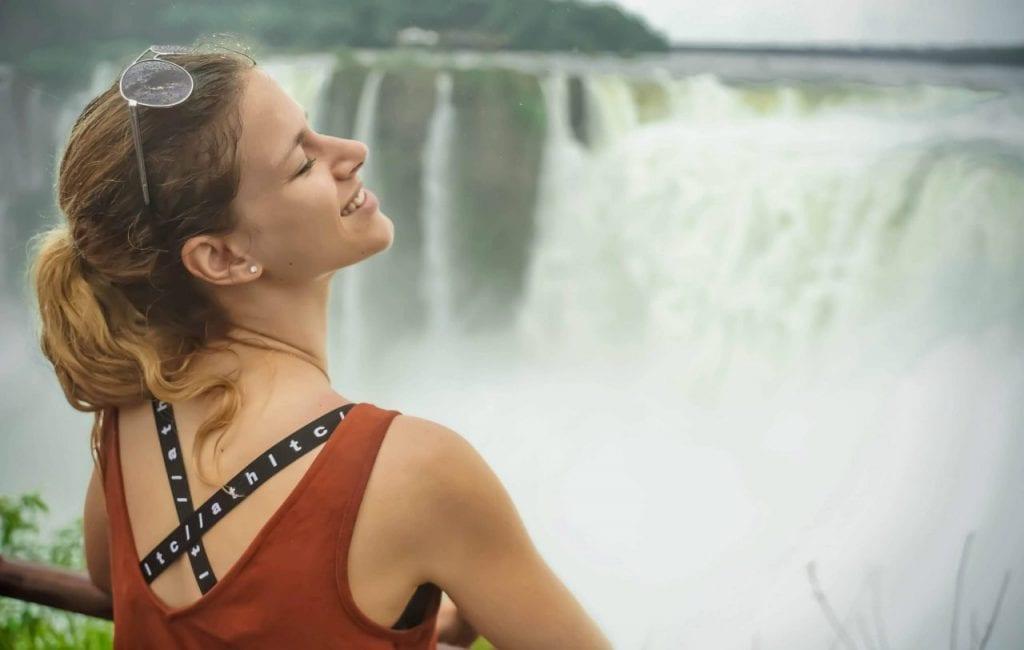Sehenswürdigkeiten Iguazu Wasserfälle Argentinien