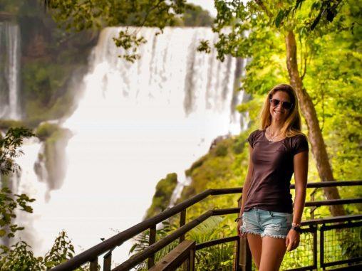 Iguazu Wasserfälle Sehenswürdigkeiten Argentinien