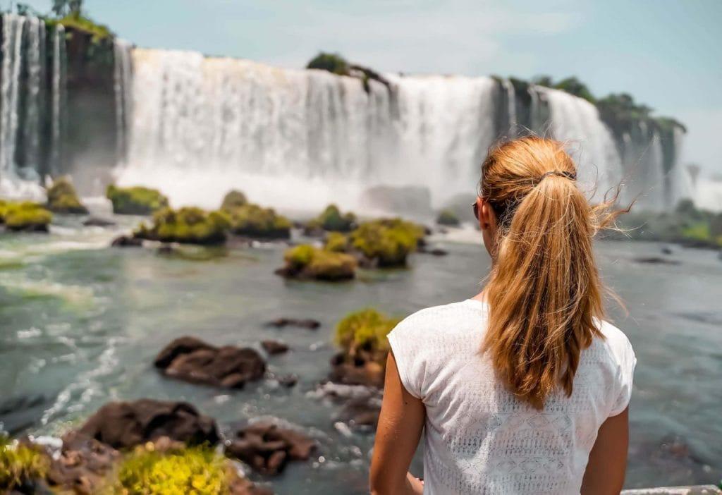 Brasilien Sehenswürdigkeiten Iguazu Wasserfälle