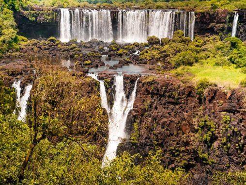 Iguazu Wasserfälle Reisetipps für Brasilien