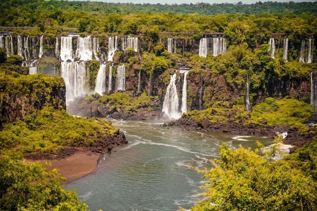 brasilien reisetipps Besuch der Iguazu Wasserfälle Brasilien Reisetipps