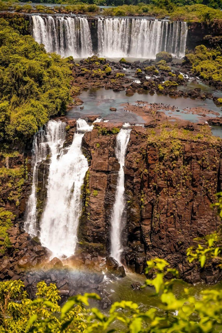 Brasilien Iguazu Wasserfälle Tipps