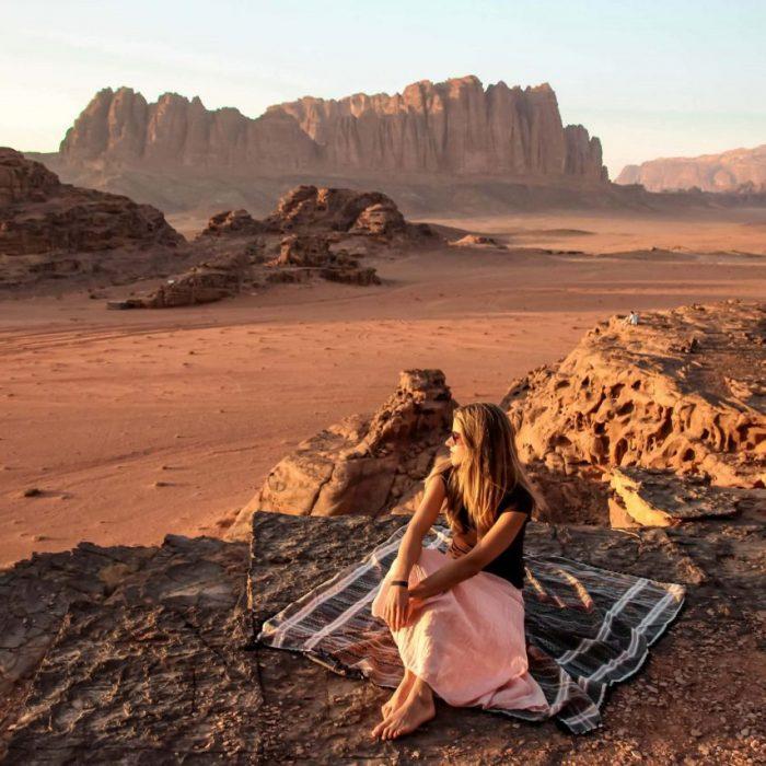Reise Bucketlist übernachten in der Wüste