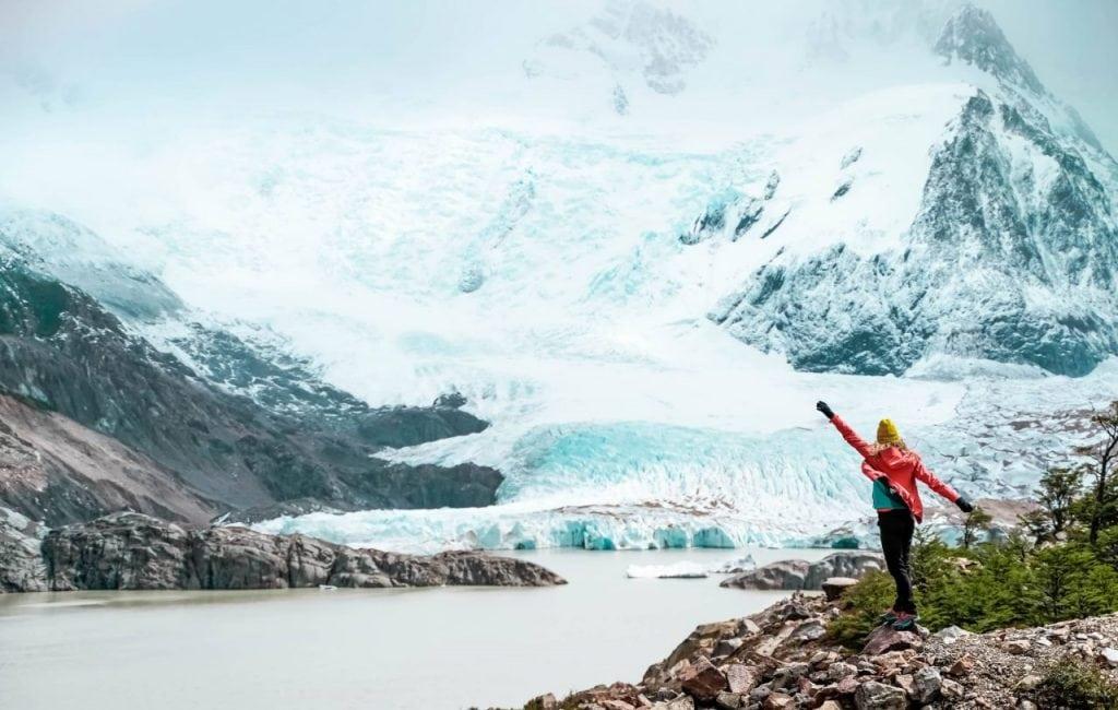 Wanderung Laguna Torre Patagonien