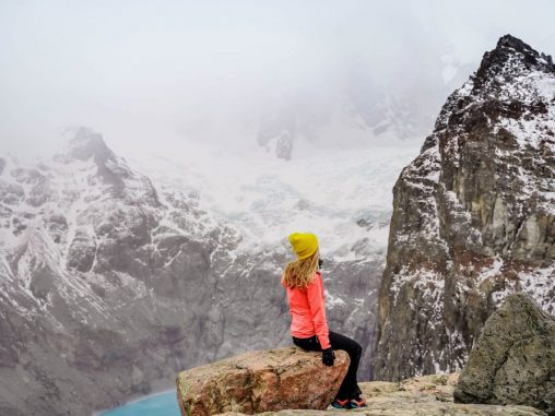 fitz roy el chalten Wanderreise Patagonien Aussicht Cerro Fitz Roy