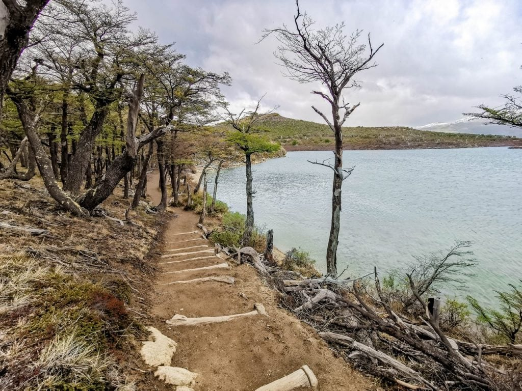 fitz roy el chalten Sehenswürdigkeiten Patagonien Laguna Capri