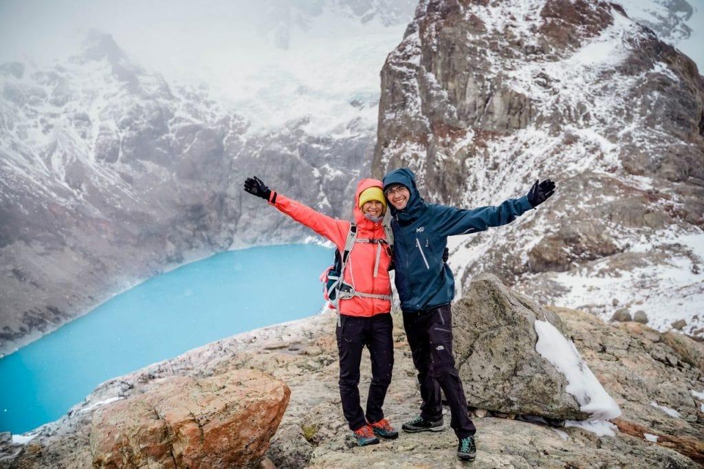 fitz roy el chalten Wanderung Cerro Fitz Roy und Laguna de los Tres