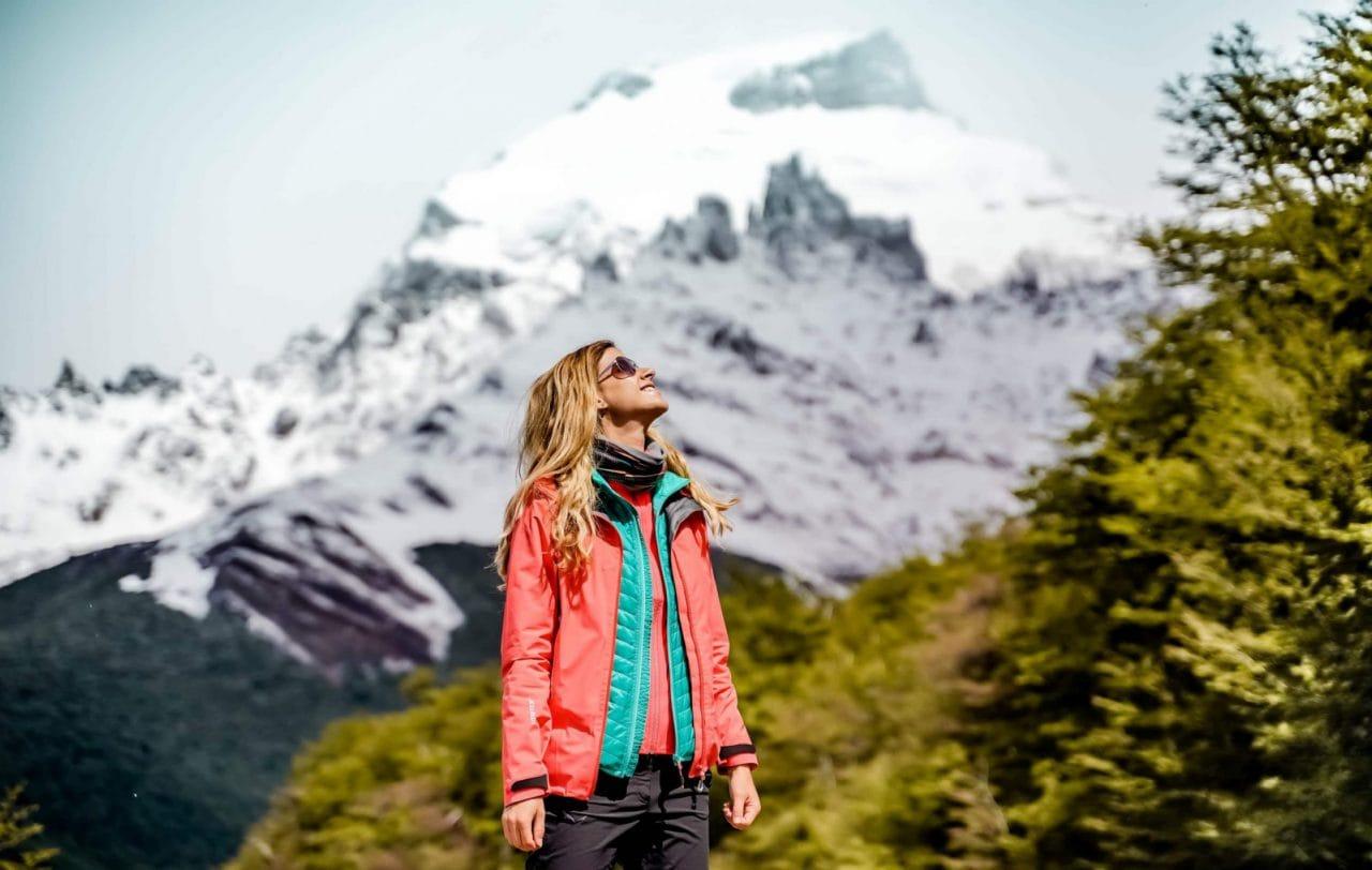 el chaltén Wandern in Patagonien
