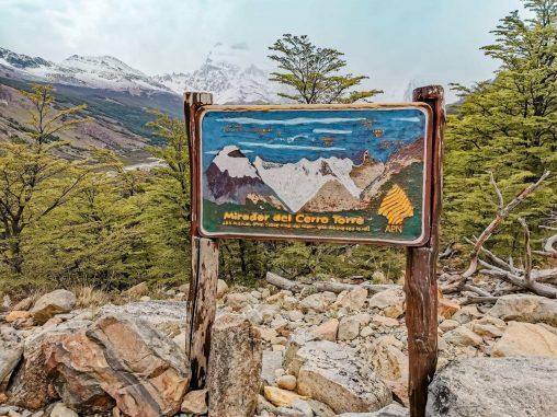 Wanderreise Patagonien Cerro Torre