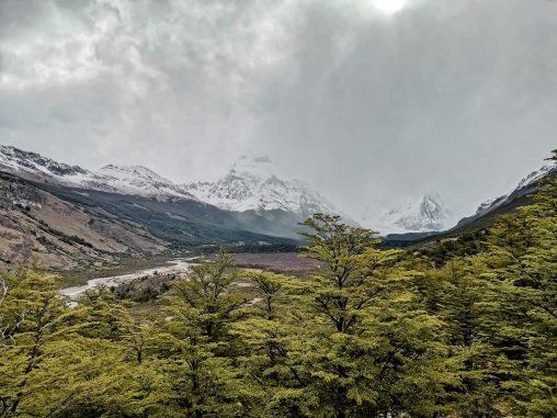 Wanderreise Patagonien Ausblick Mirador Cerro Torre