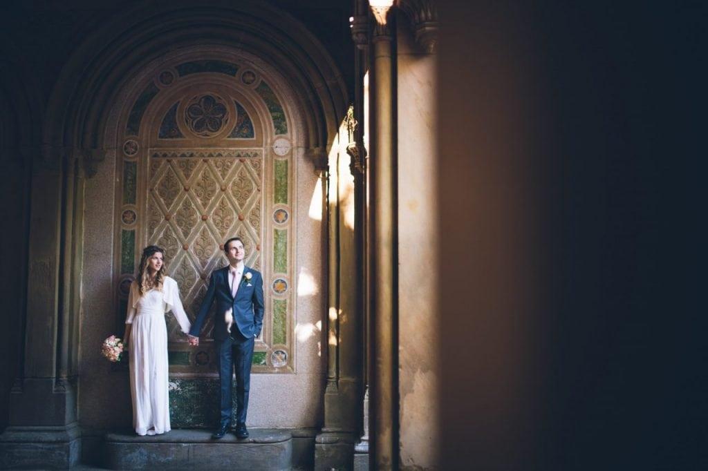Hochzeitsfotos in New York