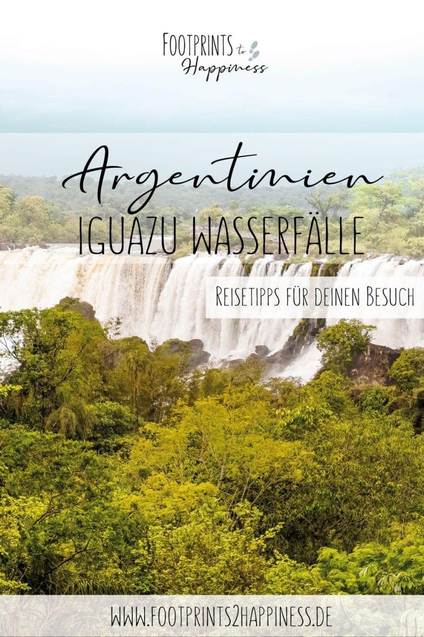 Iguazu Wasserfälle Argentinien – Meine Reistipps für deinen Besuch