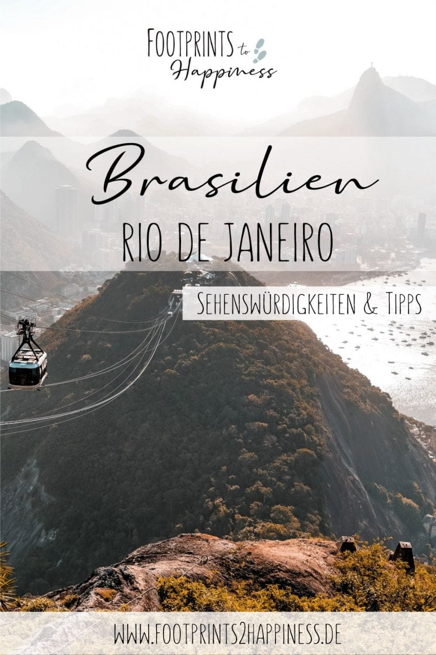 Rio de Janeiro - Die schönsten Sehenswürdigkeiten & besten Tipps