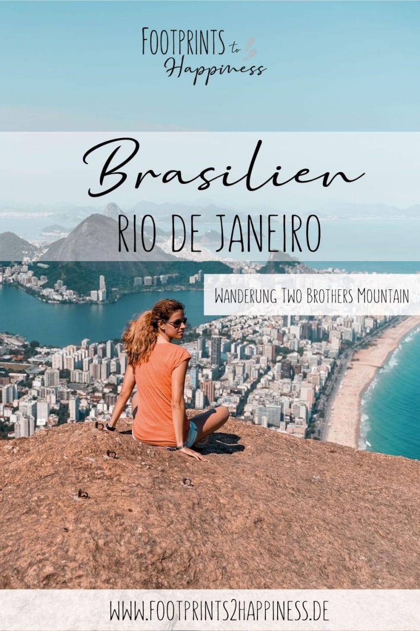 Rio de Janeiro – Wanderung Two Brothers Mountain