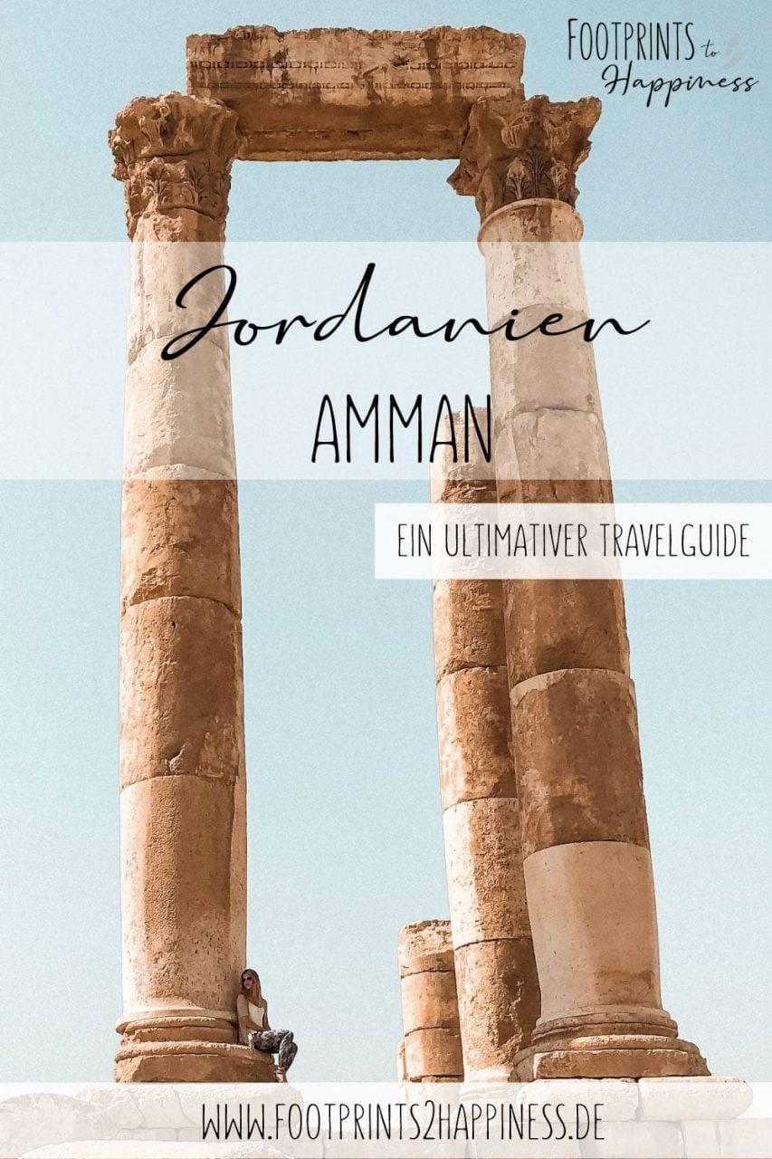 Amman Sehenswürdigkeiten - Erlebe die Hauptstadt an einem Tag