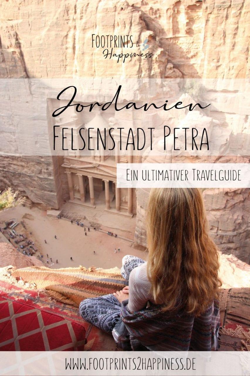 Weltwunder Petra – alles was du über die Felsenstadt wissen musst