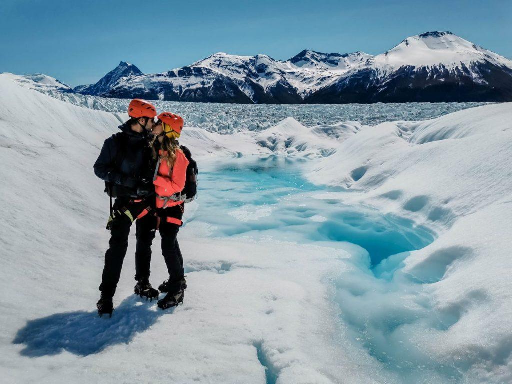 Patagonien Ice Trekking Perito Moreno Gletscher