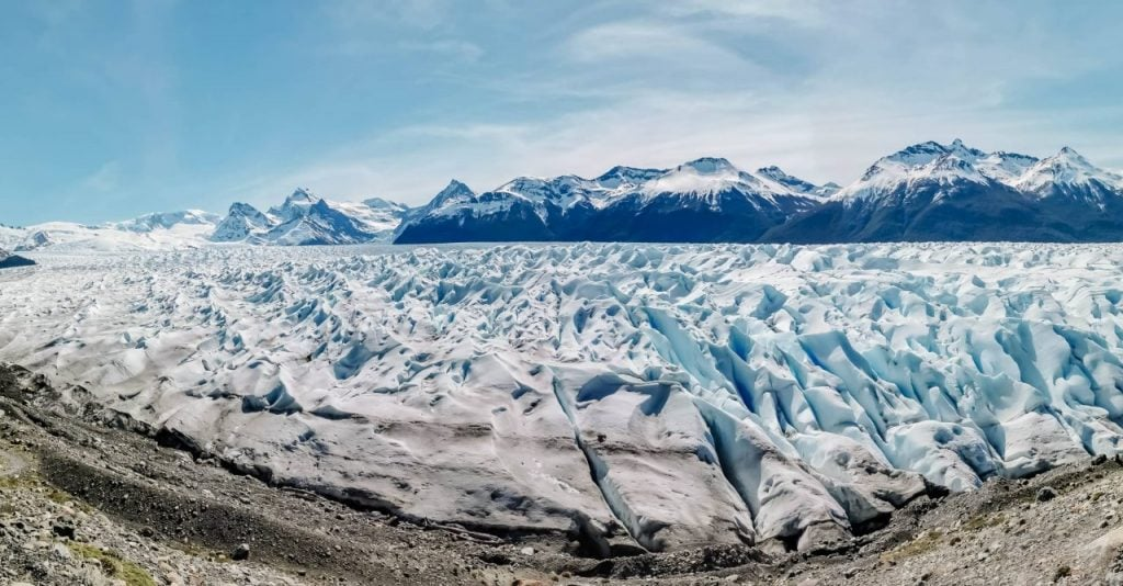 Aktivitäten Perito Moreno Gletscher Patagonien