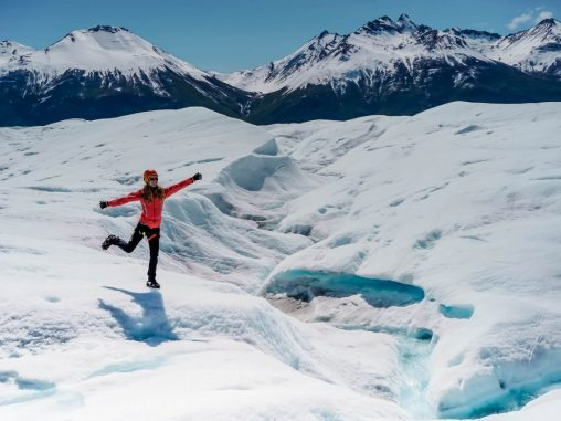 Highlights Patagonien Perito Moreno Gletscher