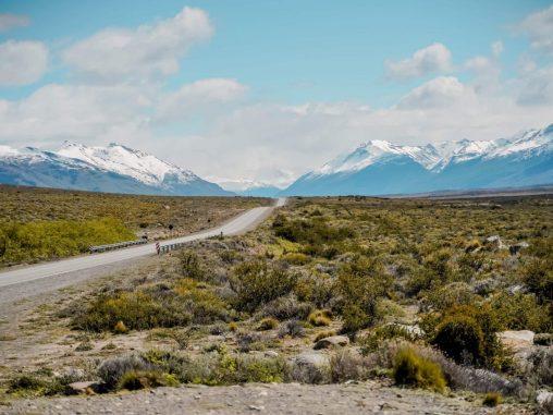 Anreise Perito Moreno Gletscher