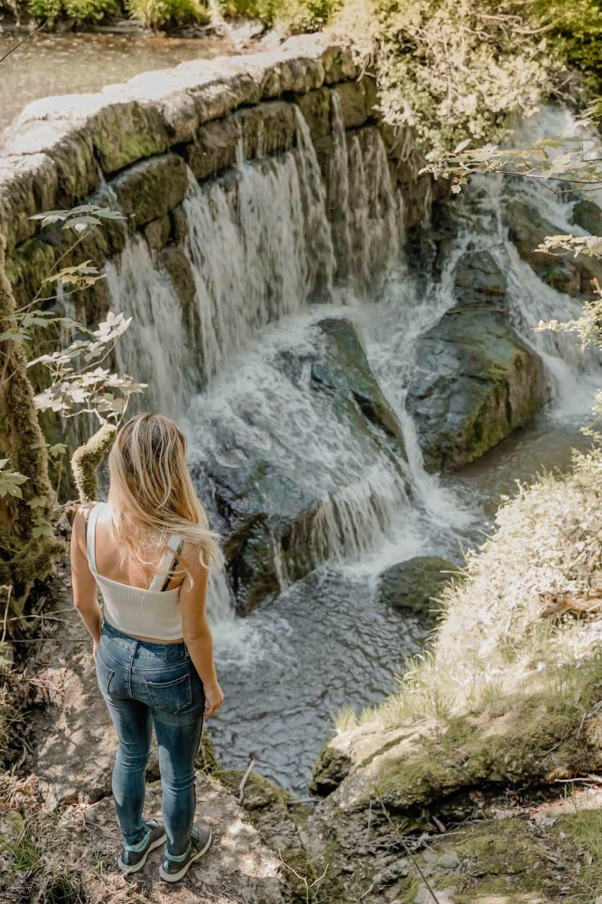 Geratser Wasserfälle Ausflugtipps Allgäu