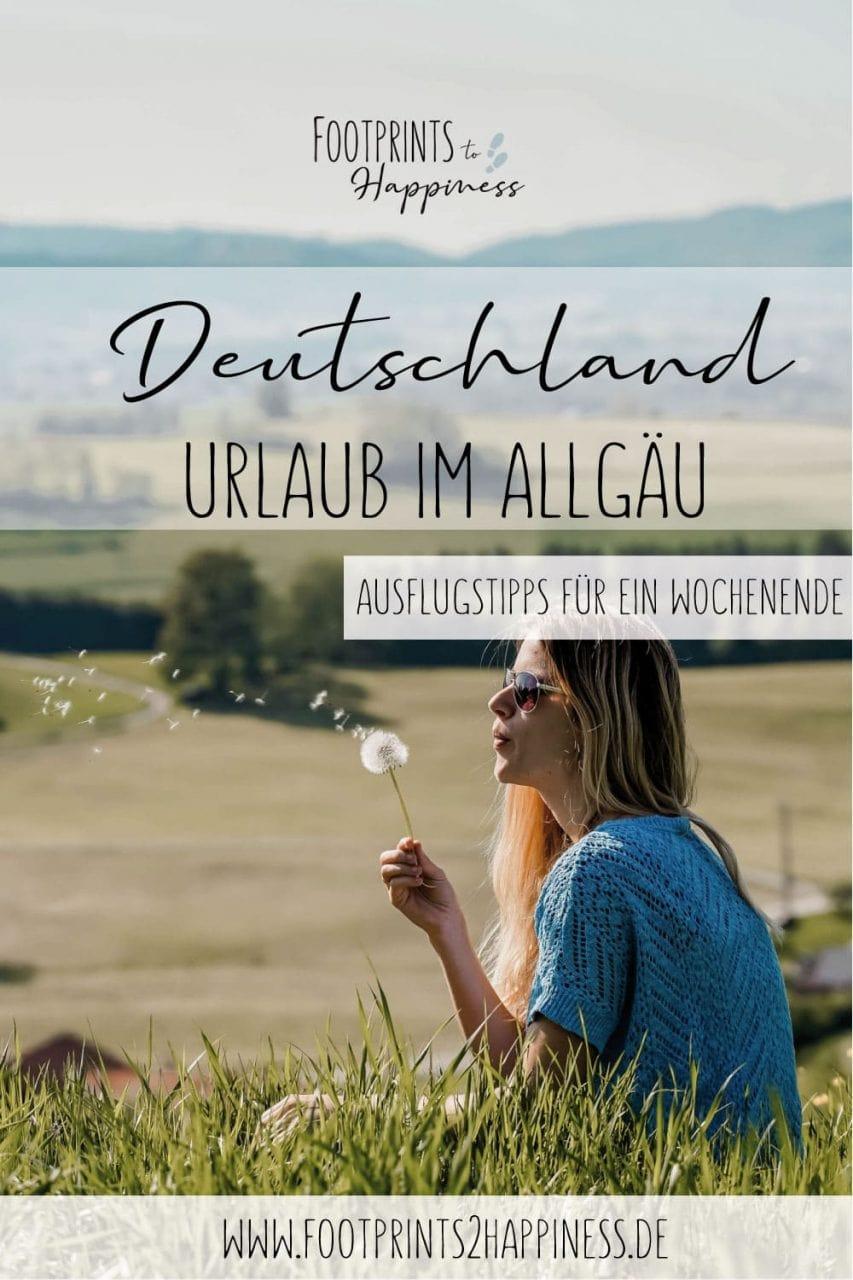 Ausflugstipps - Kurzurlaub im Allgäu