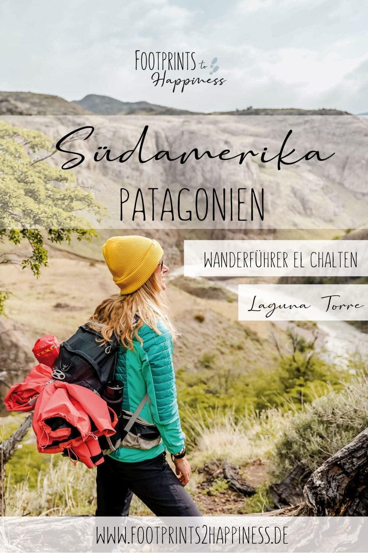 Wanderführer Patagonien: Laguna Torre