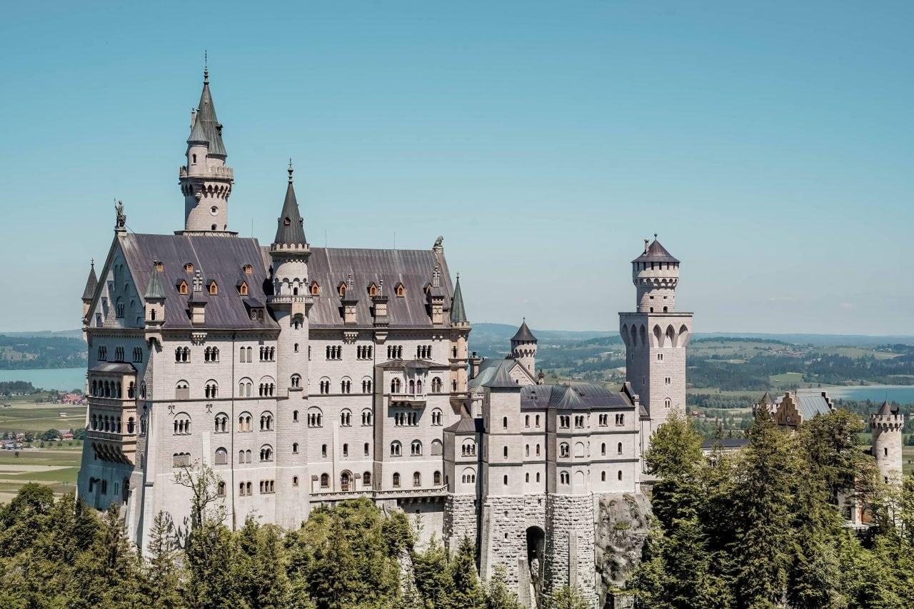 Wanderung Schloss Neuschwanstein
