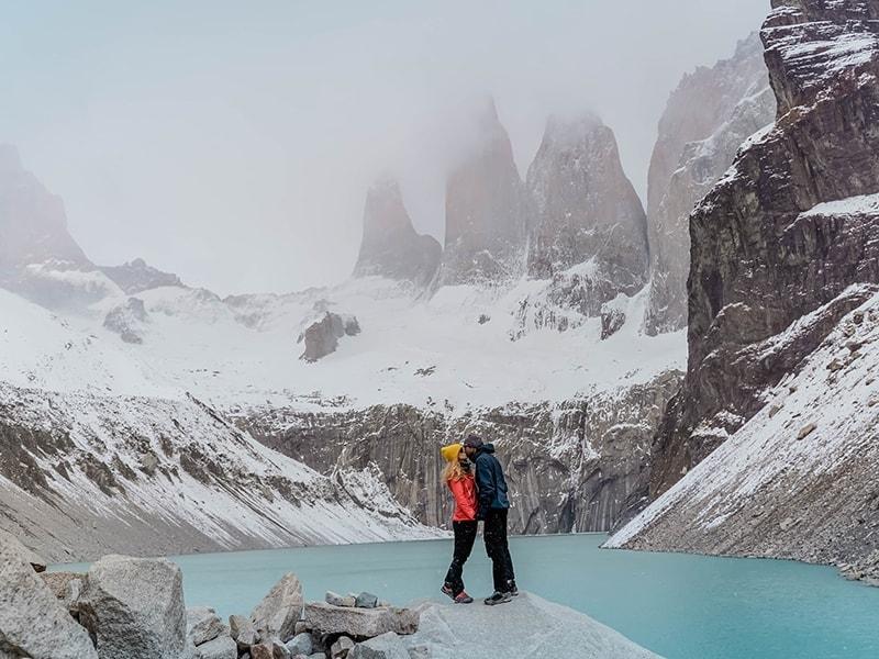 Patagonien Torres del Paine W-Trek Wanderguide