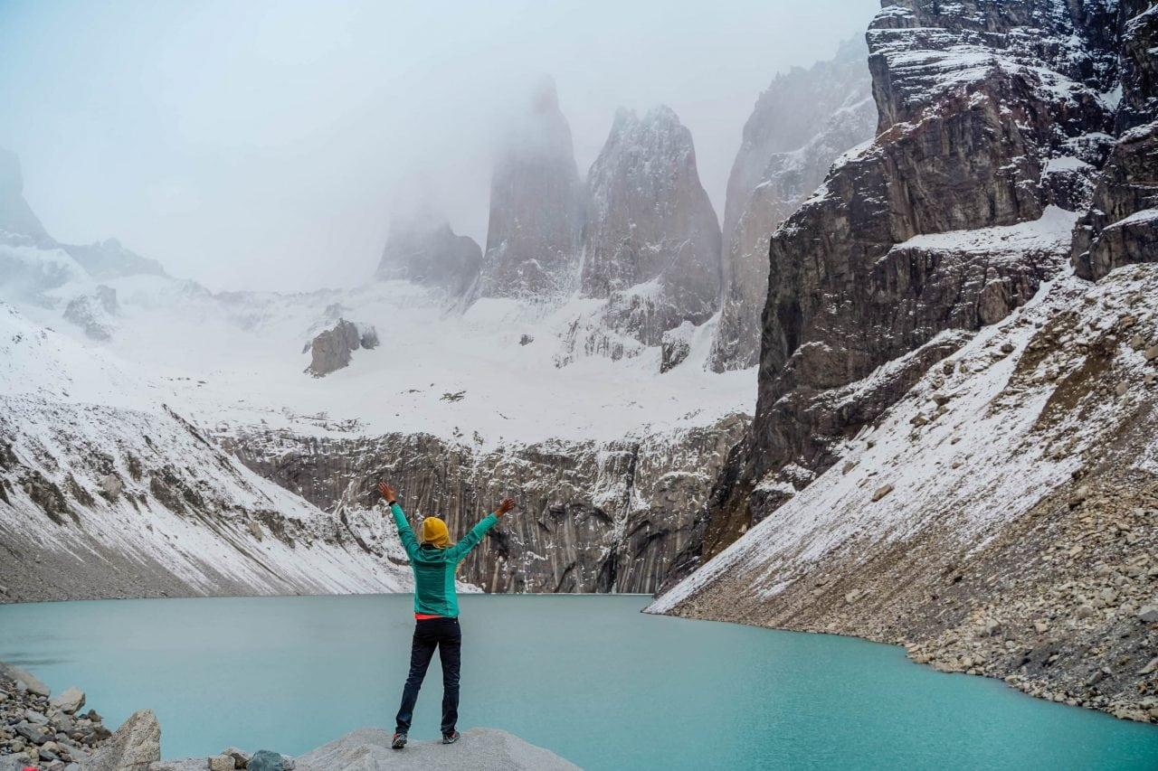 Mirador Las Torres Patagonien