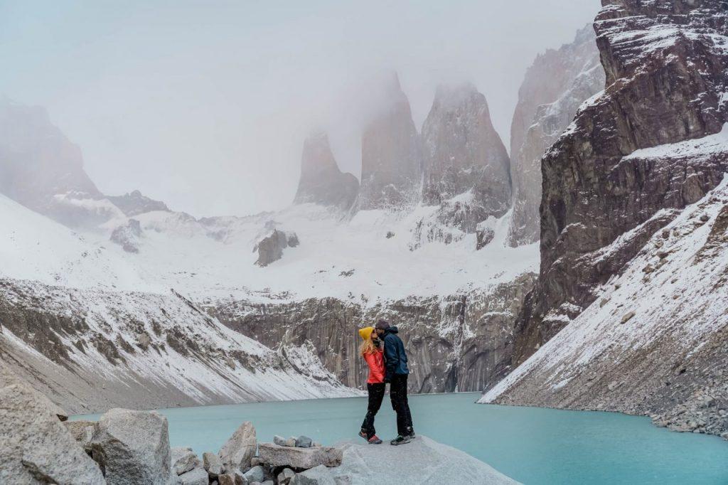 Wanderführer Patagonien Torres del Paine W-Trek