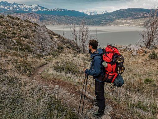 Wanderung auf dem W-Trek in Patagonien Routenbeschreibung Torres del Paine Nationalpark
