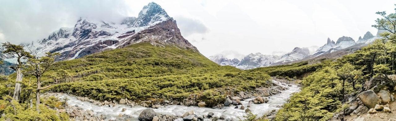 Torres del Paine Nationalpark Patagonien Wanderung