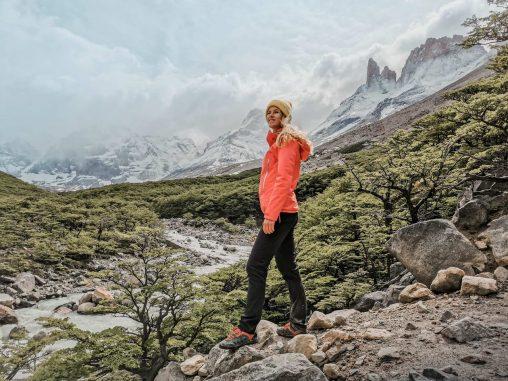 Patagonien W-Trek Wanderung Frances Valley Patagonien