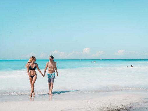 spiagge bianche weißer sandstrand toskana
