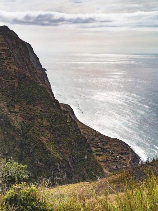 ponta do ladeira aussichtspunkt Madeira